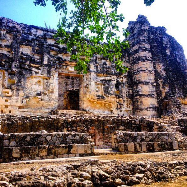 #ECOHOTELS #SWD #GREEN2STAY Chicanná Ecovillage Resort  Ruinas Mayas el Hormiguero en la Reserva de la Biosfera Calakmul #Campeche. http://www.green2stay.com/mex-sth-america-eco-hotels