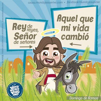 Jesús Vive® – Rey de Reyes