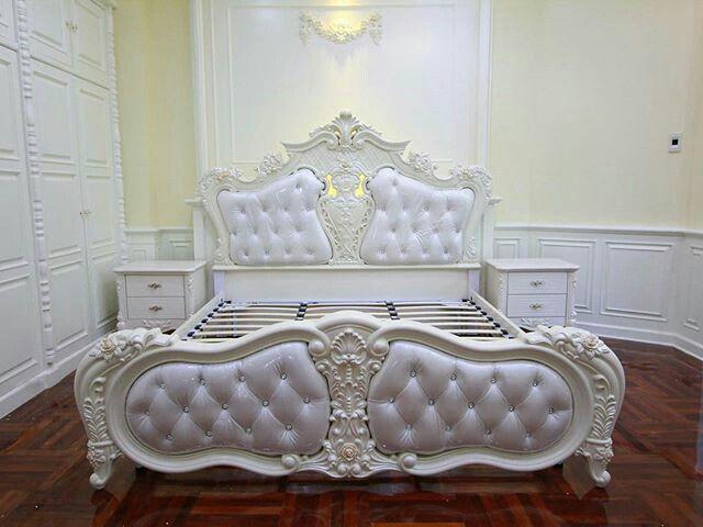 tempat tidur ukir duco elegant
