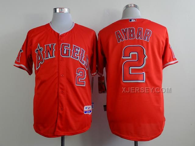http://www.xjersey.com/angels-2-aybar-red-cool-base-jerseys.html ANGELS 2 AYBAR RED COOL BASE JERSEYS Only $34.00 , Free Shipping!