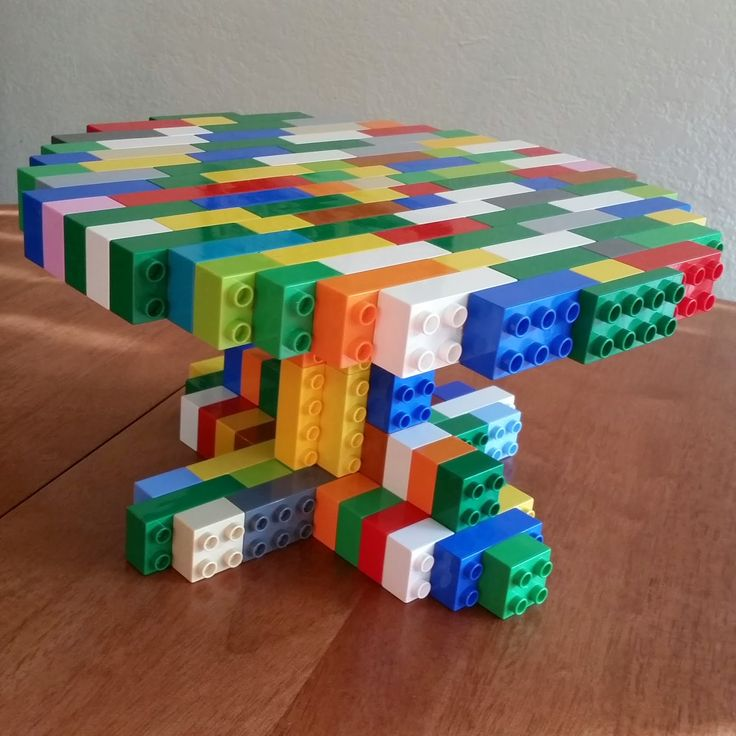 Mommy on the Money: How to Build a LEGO DUPLO Cake Plate