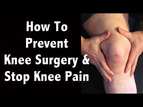 How to Prevent Knee Surgery and Natural Pain Management of Chronic Knee Pain   How to Prevent Knee Surgery and Natural Pain Management of Ch...