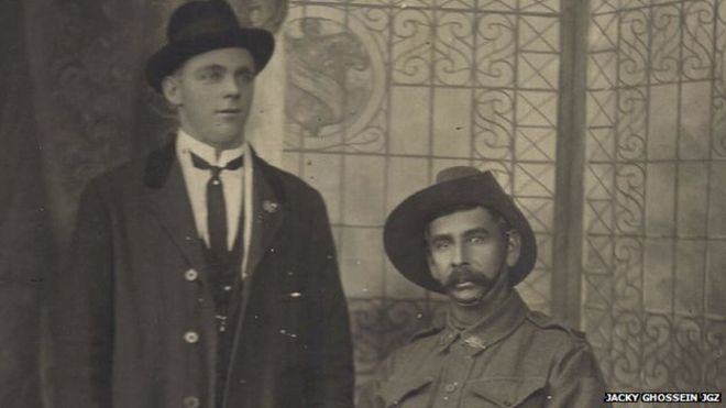 World War One's forgotten Anzacs: The Indigenous Army