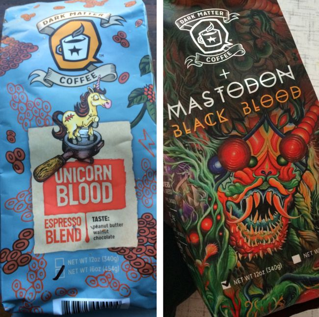 Dark Matter Coffee: Things I Love