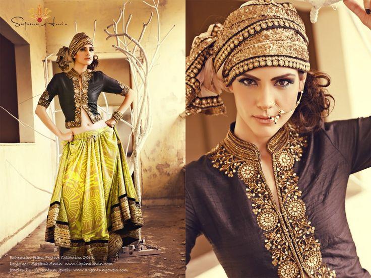 Bohemian-Rani Festive Collection 2013 « Sapana Amin