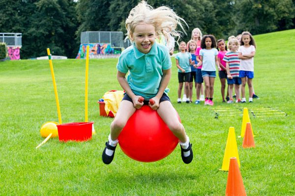 50 Field Day tips, games and activities to help your school usher out the year with a celebration.