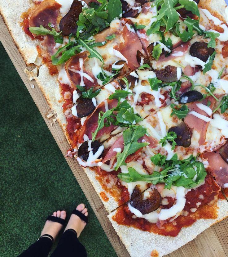 ARTISAN PIZZA | Tonight the @thepresidentct is launching their artisan pizza menu with a super creative pizza bar. So far so yum!  #PresidentHotelCT #TheBasePizza #TheBaseAtThePresident