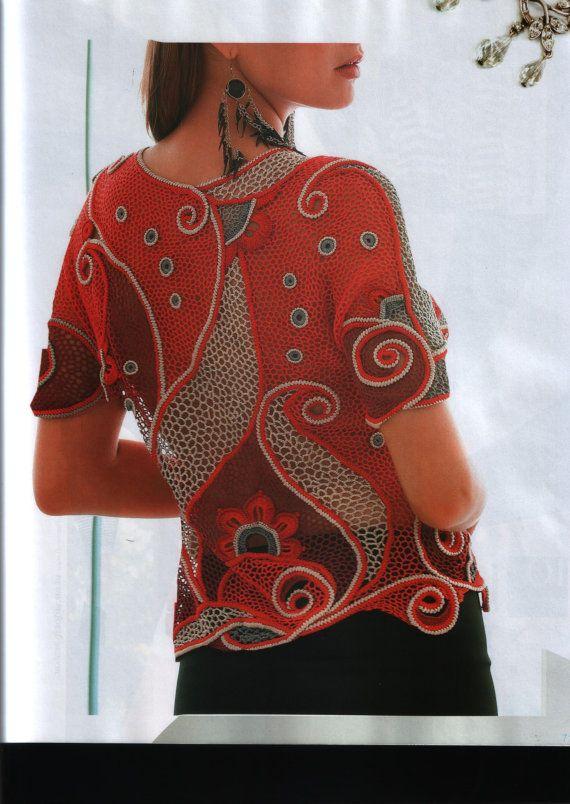 Zhurnal MOD moa Fashion Magazine 569 Fabulous by DupletMagazines