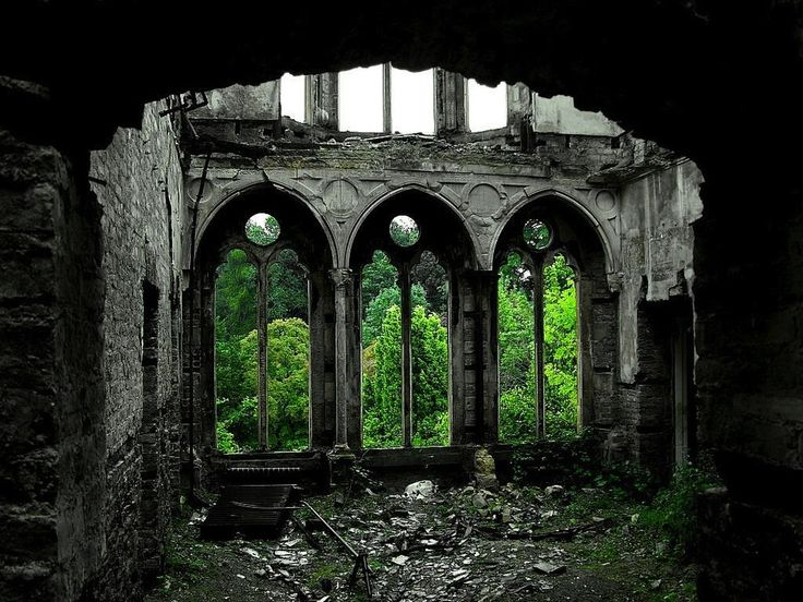 33 Abandoned Places That Will Freak You Out... But Yet Make You Want To Go Immediately.