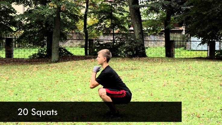 Full Body Workout Routine For Beginners - Calisthenics [Beginners]