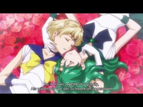 Sailor Moon Crystal - Season 3 Ending - Eternal Eternity (Englisch/Germa...
