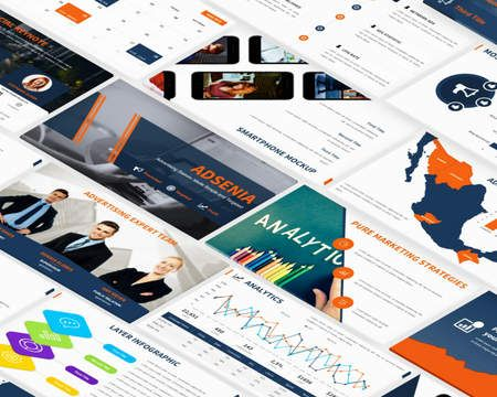 Professional Presentation Template Services by arvaone
