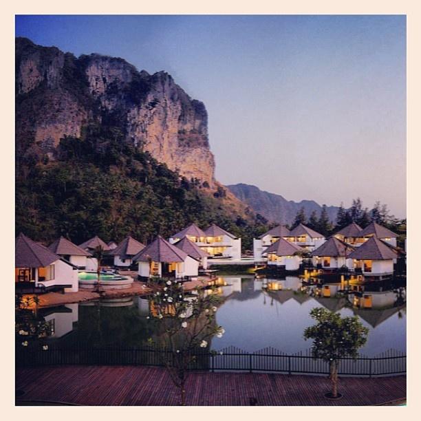 ▃▃▃▃▃▃▃▃▃▃▃▃▃▃▃▃▃▃▃▃  ✽ Hotel: Peace Laguna Resort  ✽ Location: Ao Nang, Thailand  ✽ Credits: @clotildearmand  ▃▃▃▃▃▃▃▃▃▃▃▃▃▃▃▃▃▃▃▃ - @beautifulhotels- #webstagram