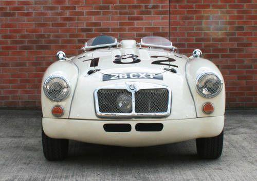MGA Le Mans Roadster - 1960