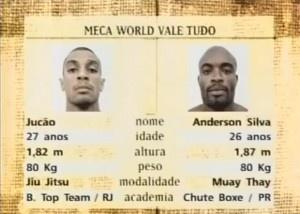 Anderson Silva vs Roan Carneiro FULL FIGHT