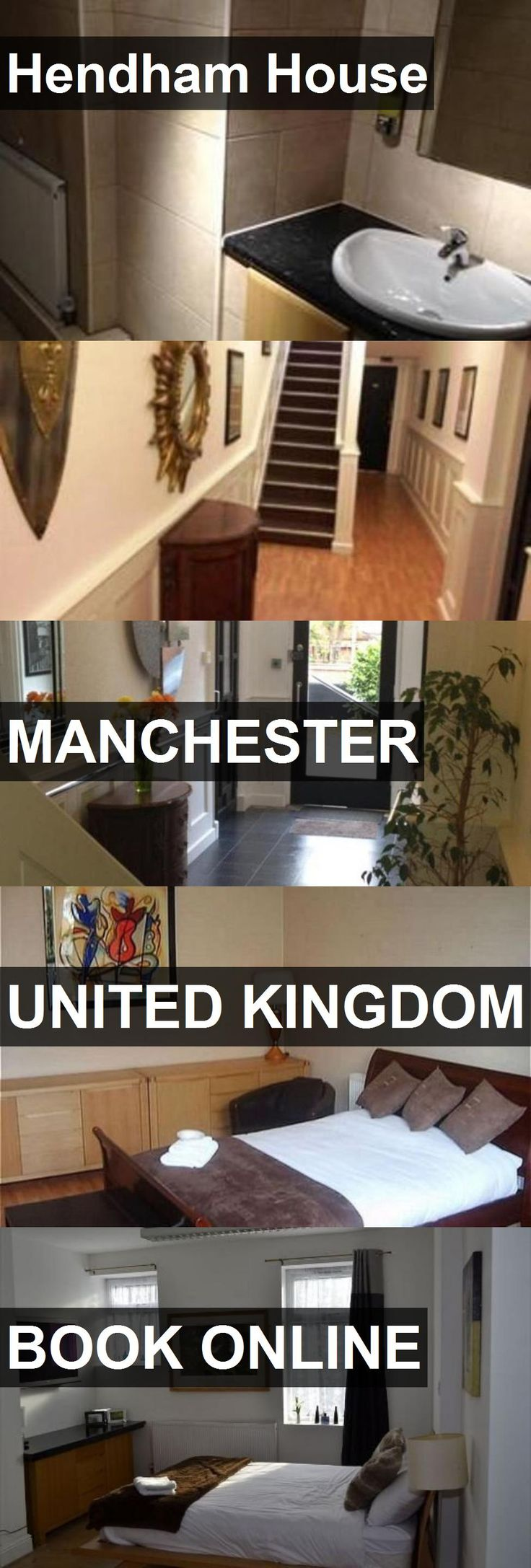 Hotel Hendham House in Manchester, United Kingdom. For more information, photos, reviews and best prices please follow the link. #UnitedKingdom #Manchester #travel #vacation #hotel