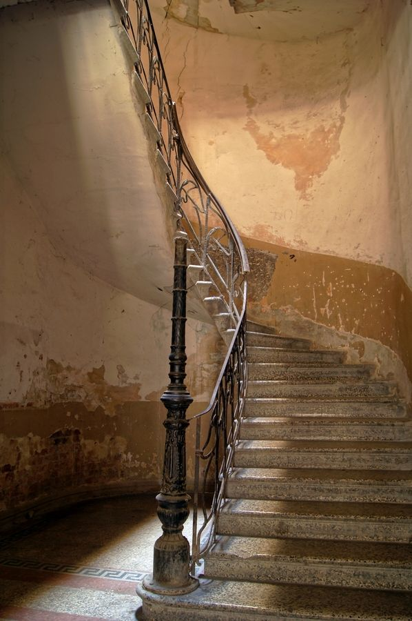 17 best images about backdrop on pinterest vintage dog for Victorian spiral staircase