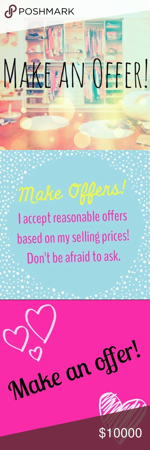 Offer 🆙!! ❗️Helpful hints for shopping in my closet!❗️I accept all reasonable offers! Please use the offer button and please don't offer in comments. Reasonable offers are different amounts for everyone. But because of posh fees, lowball offers are usually declined. (Think half off of asking) I will counter offers if I think we're close on price. Usually my counter is my best price. I don't like to play the offer back and forth game. Thanks for stopping by! Happy Poshing!🎉 MCM Bags