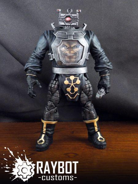 Arnim Zola Custom Action Figure