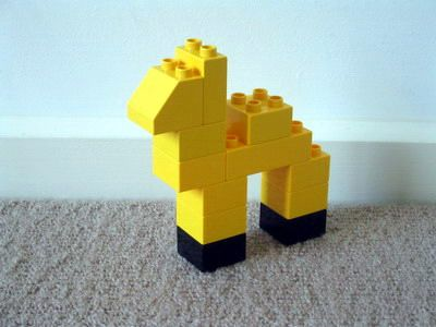 100 best images about duplo on pinterest animals for Modele maison lego duplo