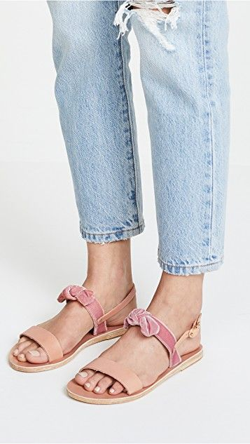 b23d0e14472b3 Ancient Greek Sandals Clio Bow Sandals