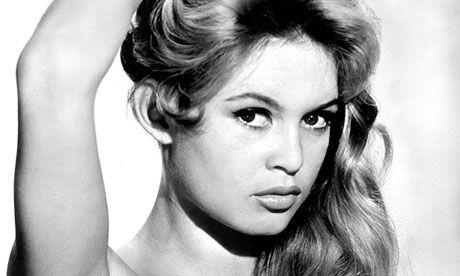 Our muse, Brigitte Bardot