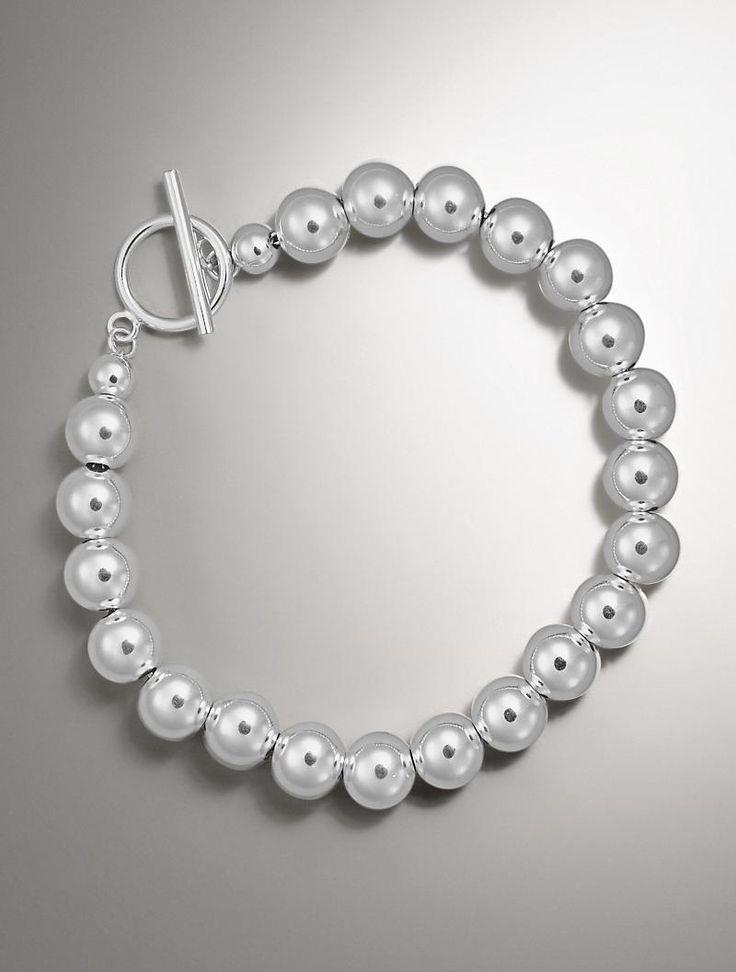 Silver bracelet Talbots
