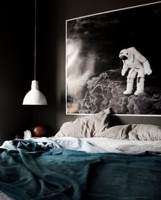 95 best black, white + gold bedroom images on pinterest | home