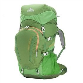 Gregory Wander 50 Chlorophyll Green - XS/Small is a mountaineering backpack is designed specifically for youth ages 10 and up.