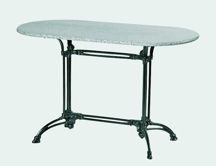Schon Siena Garden Granitplattentisch, 120x60 Cm