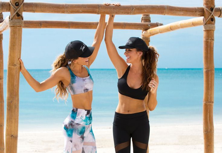 Check out fab and fierce athleisure looks! Tone It Up!