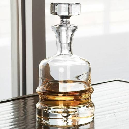 Traditional Decanter-Clear