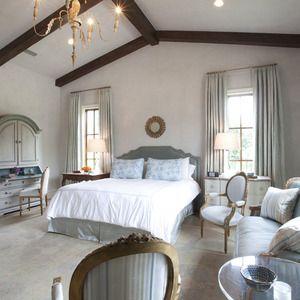 Bedroom, blues