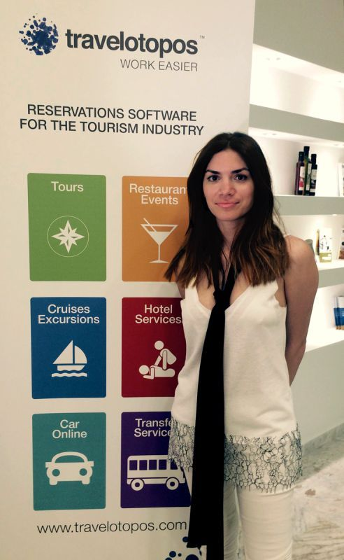 New Faces: Maria Aivalioti, General Manager of Travelotopos