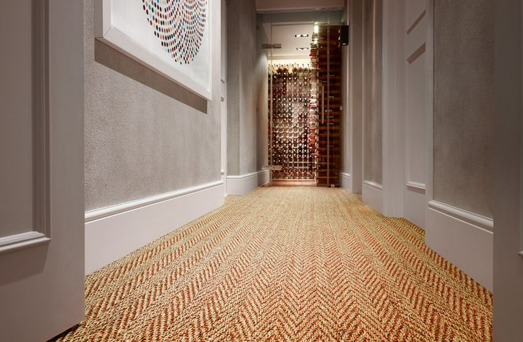 Seagrass Herringbone Red Weft By Crucial Trading Price 163 29
