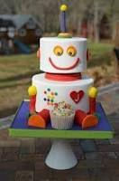 Torta robot - Cerca con Google