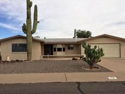 Mesa Arizona Adult Community Homes For Sale  $124,900, 2 Beds, 1 Baths, 1,259 Sqr Feet  ADORABLE * CLEAN * DREAMLAND VILLA BEAUTY * 2 BEDROOMS * 1 BATHROOM * 2 CAR GARAGE * ENCLOSED LANAI * OVER 1,250 SQFT* OVER-SIZED LOT * HOA OPTIONAL * LIGHT BRIGHT KITCHEN * ALL APPLIANCES INCLUDED * BUILT-IN MICROWAVE * WALL OVEN * ELECTRIC STOVE TOP * SOLID WOOD CABINETS W/ CUSTOM ROLL OUT SHELVESA complete and FREE UP-TO-DATE list of Phoenix homes for sale in Adult Communities!  http://mikebr..