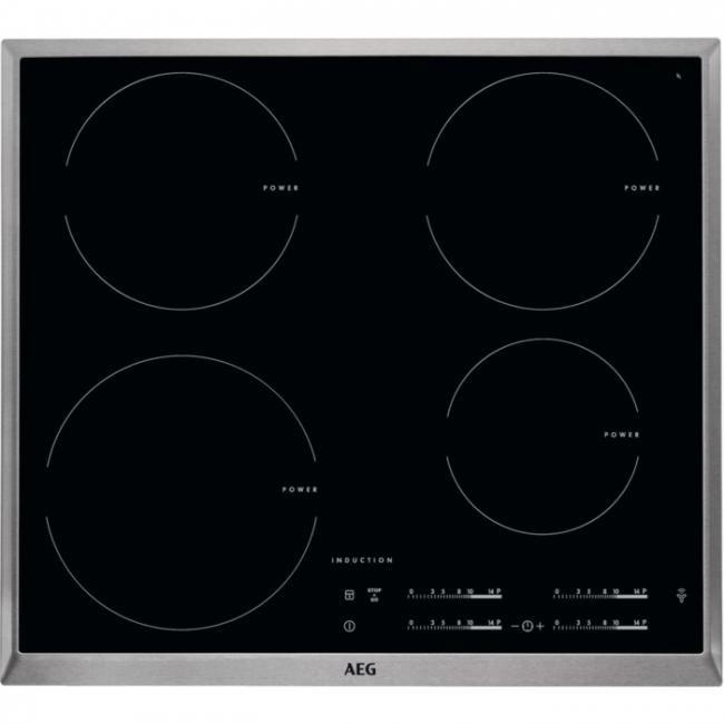 AEG HK6542H0XB beépíthető indukciós kerámia főzőlap | Preciz.hu Háztartási-gép Webáruház