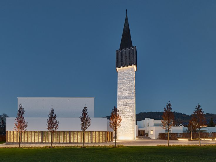 St. Paulus Church / KLUMPP + KLUMPP Architekten / Balingen, Germany