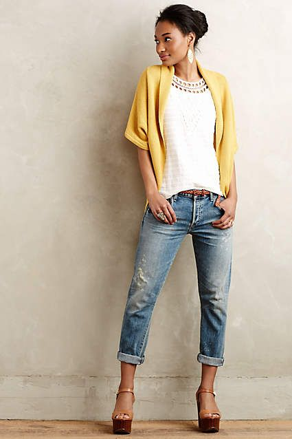 Temesa Cardigan - anthropologie.com #anthrofave #anthropologie