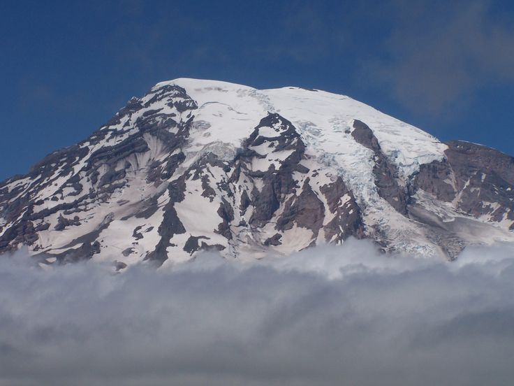 The Beauty and Majesty of Mount Rainier