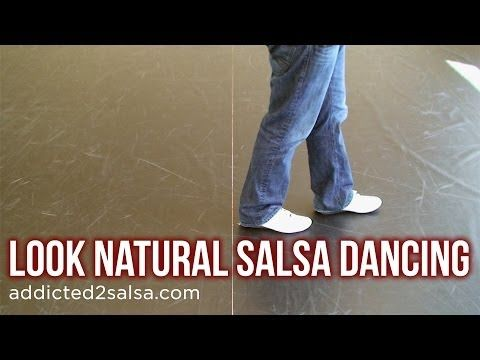Basic Styling for Follows (Women) - Salsa Dancing Lesson (Dance Salsa!) - YouTube