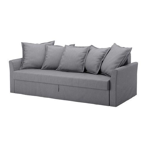 HOLMSUND Sleeper sofa  Nordvalla medium gray. 17 Best ideas about Sofa Beds on Pinterest   Bed couch  Craft