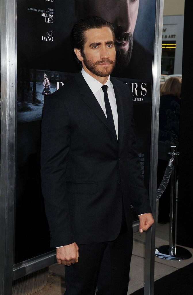 """34 Pictures of Jake That Will Have You Saying """"Gyllenhaal-alujah!"""": Jake Gyllenhaal has been in the spotlight for almost 20 years, and since his debut in 1991's City Slickers, he's grown into major leading-man material."""