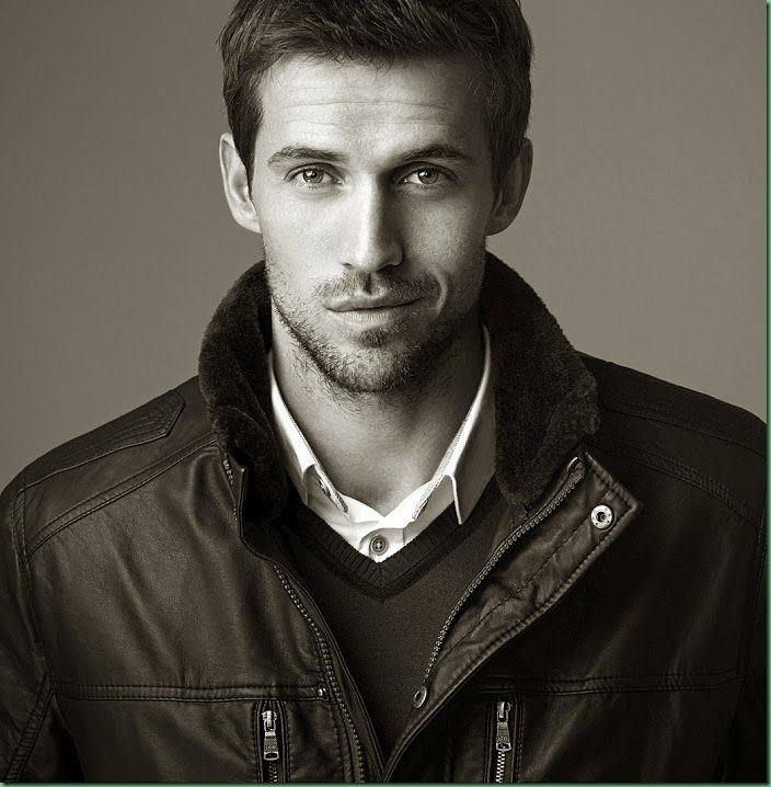 Andrew Cooper for Massimo Dutti FW 13 - Collection Limited   CoverMen Blog