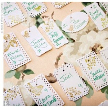 98 best EscortPlace Card Ideas images on Pinterest Card ideas