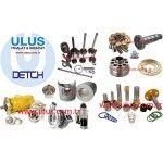 Hino İş Makinaları Motor Yedek Parçaları, H06CT, H07CT, JO08