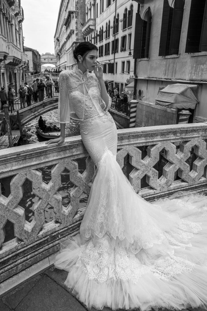 Popular Inbal Dror Wedding Dress Collection We ure starting off with a furious flurry of wedding dress fabulosity bringing you yet another dose of