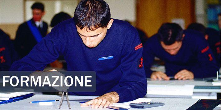 La formazione in Marina - Marina Militare
