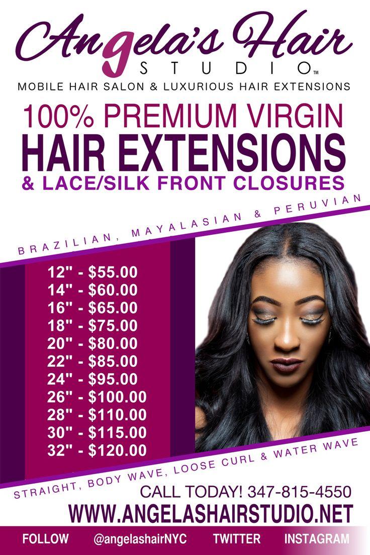 66 Best Angelas Hair Studio Mobile Hair Salon Luxurious Hair